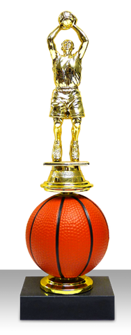 Basketball Mens Trophie