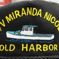 FV Mirianda Nicole embroidered cap