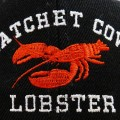 Hatchet Cove Lobster embroidery Graphic