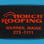 Horch Roofing | Warren, Maine