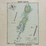Islesboro Map