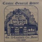 Lincolnville Center General Store