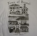 Screen Printing, Town Of Bristol Shirts