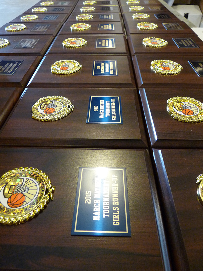 Plaques, Awards, Trophies