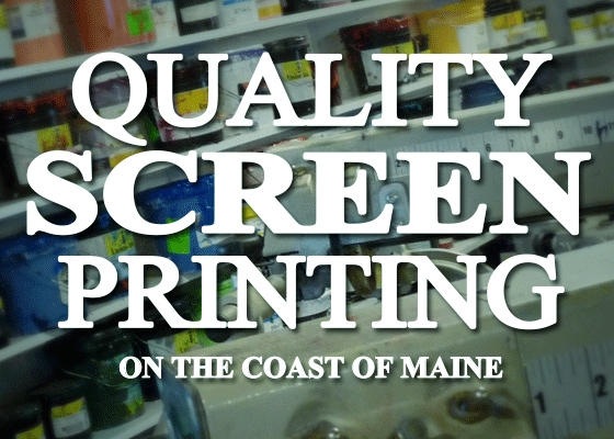 Maine Screen Printing