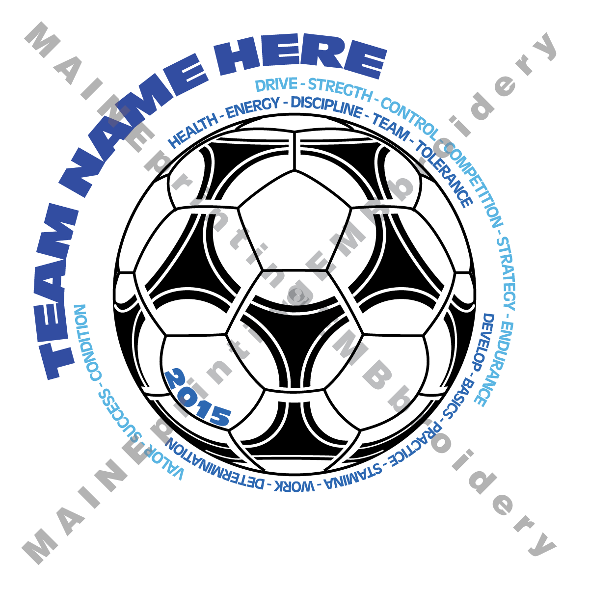 soccer shirt design